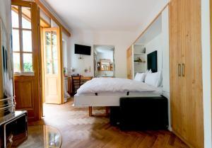 Schreiners Essen und Wohnen, Hotely  Vídeň - big - 11