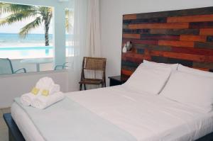 Queen Room with Sea View Bravo Beach Hotel