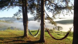 Pousada Canto do Lago, Гостевые дома  Пиракая - big - 31