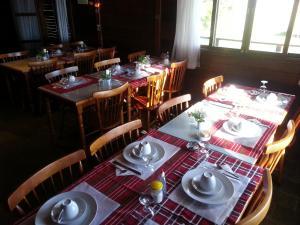 Pousada Canto do Lago, Гостевые дома  Пиракая - big - 102