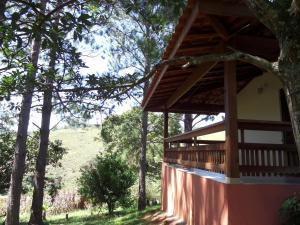 Pousada Canto do Lago, Гостевые дома  Пиракая - big - 106