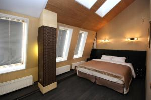 Deluxe Double or Twin Room with Landmark View #404 Boutique Hotel Absolute