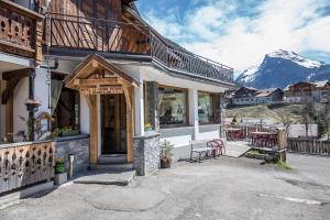 Location gîte, chambres d'hotes Hotel Le Grand Tetras dans le département Haute Savoie 74