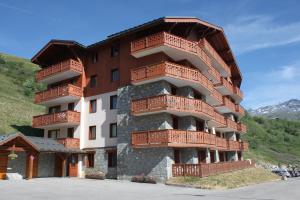 Residence Chalet de l'Adonis - Les Menuires