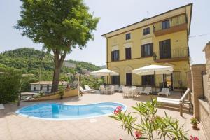 Raffaello Residence, Aparthotely  Sassoferrato - big - 22
