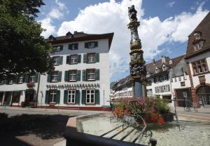 Hotel zum Spalenbrunnen, 4051 Basel