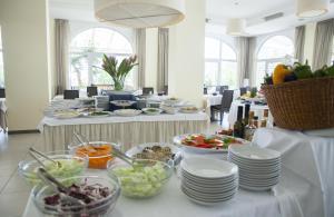 Club Azzurro Hotel & Resort, Szállodák  Porto Cesareo - big - 58