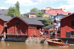 Pariisin Ville, Hotels  Porvoo - big - 18