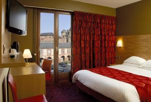 Inter-Hotel Rodez de La Tour Maje