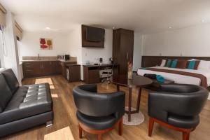 Hotel Valgus, Hotely  Cuenca - big - 41