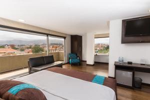 Hotel Valgus, Hotely  Cuenca - big - 6