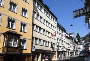 Accommodation in St. Gallen