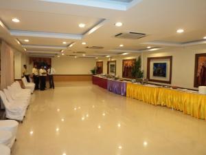 Hotel Royal Sathyam, Hotely  Tiruččiráppalli - big - 24
