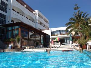 Albatros Spa & Resort Hotel, Rezorty  Hersonissos - big - 62
