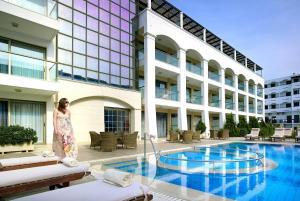Albatros Spa & Resort Hotel, Rezorty  Hersonissos - big - 10