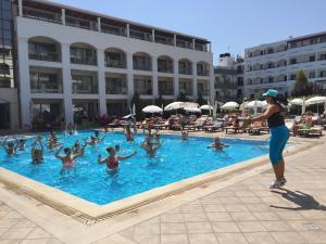 Albatros Spa & Resort Hotel, Rezorty  Hersonissos - big - 60
