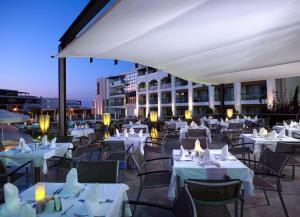 Albatros Spa & Resort Hotel, Rezorty  Hersonissos - big - 44
