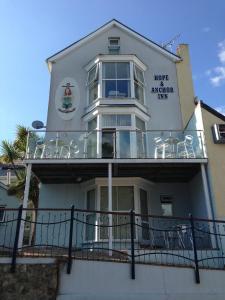 Ostelli e Alberghi - Hope and Anchor Inn