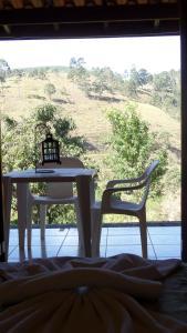 Pousada Canto do Lago, Гостевые дома  Пиракая - big - 11