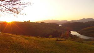 Pousada Canto do Lago, Гостевые дома  Пиракая - big - 82