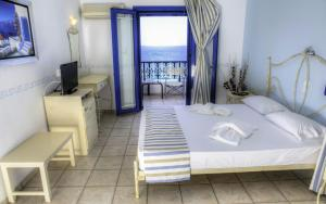 Blue Sea, Hotels  Mochlos - big - 8