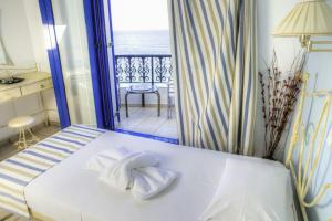 Blue Sea, Hotels  Mochlos - big - 43