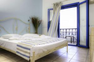Blue Sea, Hotels  Mochlos - big - 33