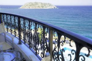 Blue Sea, Hotels  Mochlos - big - 12