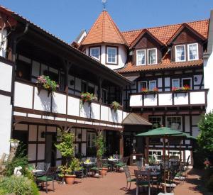 Landhotel & Restaurant Kains Hof - Kirchhasel