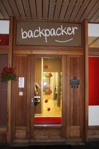 Backpacker Le Petit Baroudeur