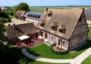 Location gîte, chambres d'hotes Manoir de Surville dans le département Eure 27