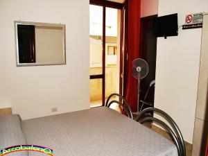 Double or Twin Room with Shared Bathroom and Balcony
