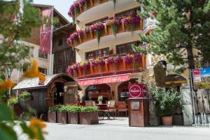 Am Dorfplatz Suites - Adults only, Hotely  Sankt Anton am Arlberg - big - 140