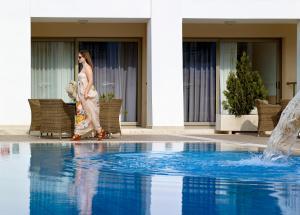 Albatros Spa & Resort Hotel, Rezorty  Hersonissos - big - 59