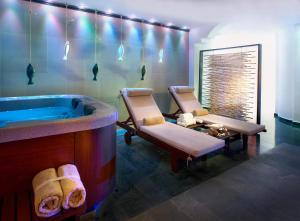 Albatros Spa & Resort Hotel, Rezorty  Hersonissos - big - 36