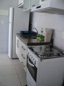 Terraços do Atlântico - Fort Apart, Apartmány  Fortaleza - big - 33