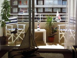 Departamento Aquamar, Appartamenti  Viña del Mar - big - 26