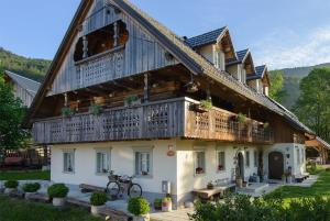 Rustic House 13 - Accommodation - Bohinj
