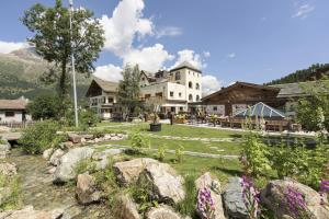 Silvaplana Hotels