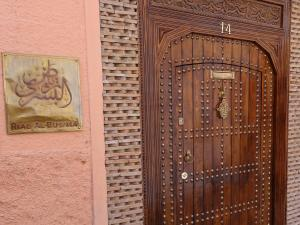 Riad Al Bushra, Riads  Marrakesch - big - 1