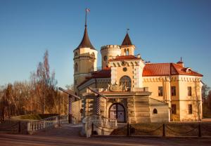 Гостиницы Павловска