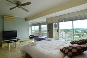 Penthouse Galare Thong Tower, Apartmány  Chiang Mai - big - 24