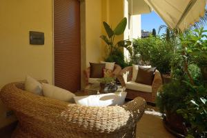 B&B La Casa del Marchese, Bed & Breakfast  Agrigento - big - 11