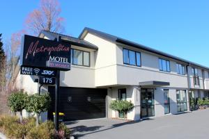 Metropolitan Motel on Riccarton
