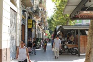 Tamarit Apartments, Apartmanok  Barcelona - big - 48