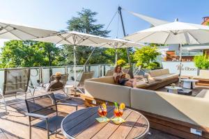 Hotel Villa Elben Lörrach bei Basel