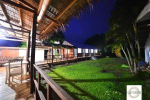 Auberges de jeunesse - La Fusiòn Garden Resort
