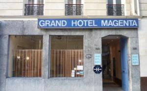 Grand Hôtel Magenta.  Photo 4