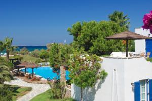 Alkyoni Beach Hotel, Hotely  Naxos Chora - big - 78