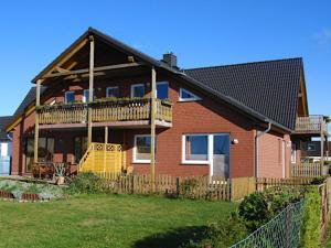 Ferienwohnung Rügen mit Ostseeblick - Hof Dranske